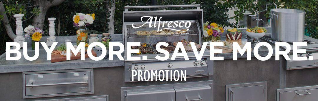 Alfresco Buy More Save More